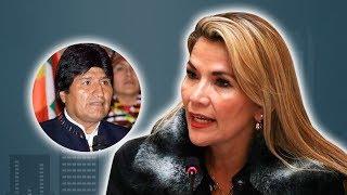 """ÁÑEZ BUSCA """"DESCABEZAR"""" el MOVIMIENTO POPULAR EN BOLIVIA, alerta Tegguri"""