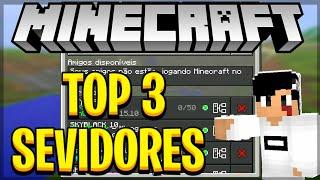 TOP 3 SERVIDORES DE SKY WARS/A…