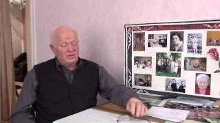 В ответ на просьбу Фризен Ф.Ф.  рассказал о своем пути к Богу