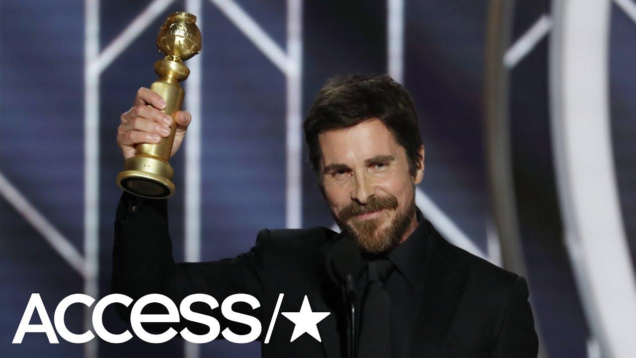 Golden Globes 2019: Christian Bale Credits Satan For Inspiring His Dick Cheney Performance