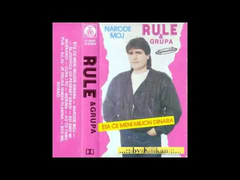 Rule - Narode Moj - (Audio 1987) HD