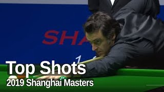 Top 30 Shots | Snooker 2019 Shanghai Masters