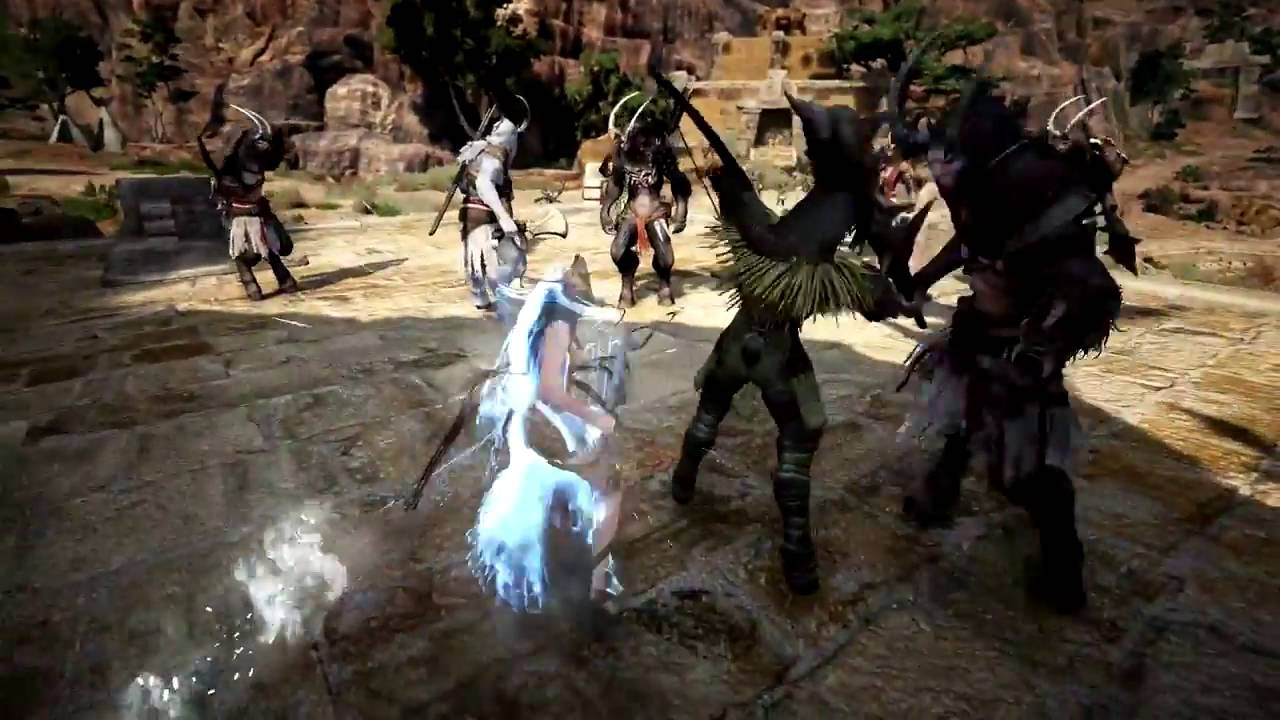 Black Desert Online - Witch Awakening Trailer + Wizard Awakening Prewiew