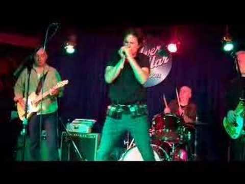 Jerome Godboo sings the blues