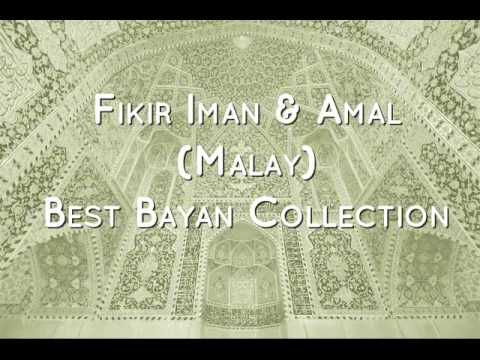 Maulana Hamzah - 6 Sifat Sahabat (Malay)