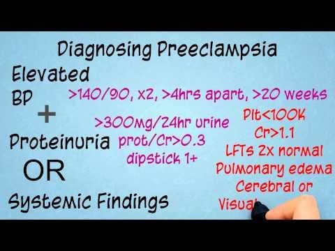 Topic 18: Preeclampsia-Eclampsia