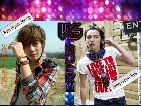 Kim Hyun Joong - Because I'm Stupid & Jang Geun Suk - What Should I Do (Sub español)