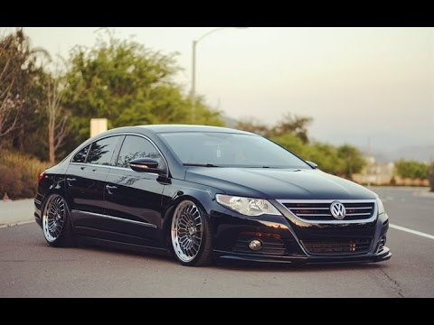 volkswagen passat cc tuning youtube