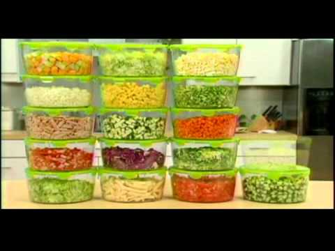 Official Salad Chef Infomercial (Full-Length) -- Part 1