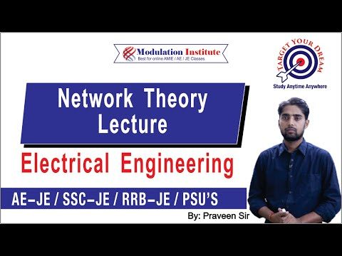 SSC JE Lecture for Electrical Engineering By Praveen Sir | Modulation Institute