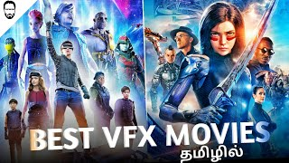 Best 5 Visual Effects Hollywood movies in Tamil Dubbed |Best Hollywood movies in Tamil |Playtamildub