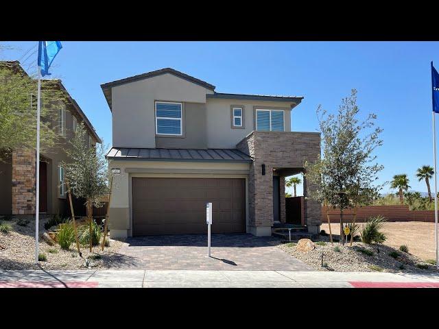 Armano by Lennar   New Homes For Sale Lake Las Vegas   Resort Feel   Cordelia Model Tour   $427k+
