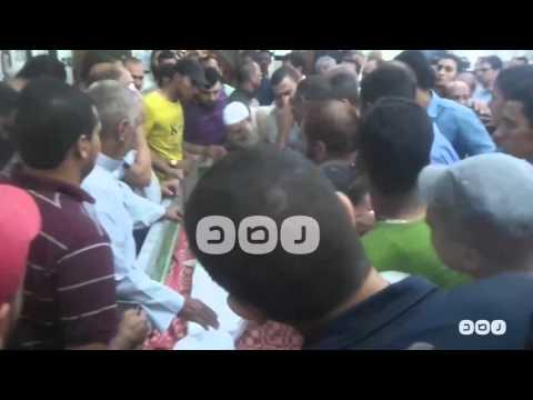 شبكة رصد: رصد | أهالي الفيوم يشيعون جنازة