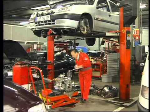Organisation et fonctionnement d 39 un atelier youtube for Outillage professionnel garage automobile