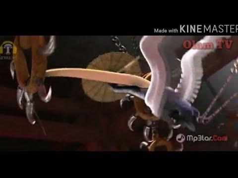 KUNG FU PANDA 3(2/12)Uzbek Tilida/Кунг фу панда 3(2/12)Узбек Тилида