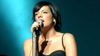 Lily Allen Oh My God & Everythings Just Wonderful Live @ The Wiltern Hollywood 040209
