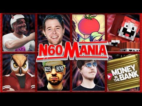 N60Mania - MITB Mr. Beast, Captain Sauce, JackSepticEye, DanTDM ExplodingTNT, Wildcat & More