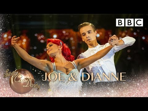 Joe Sugg & Dianne Buswell Viennese Waltz to 'This Year's Love' by David Gray - BBC Strictly 2018
