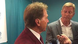 Nick Saban on Tua's status, Hugh Freeze & Corso's compliment