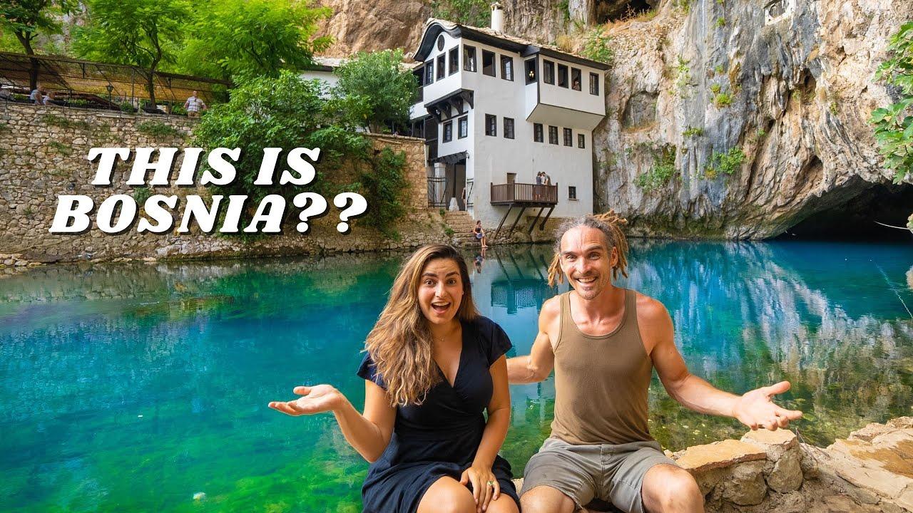 Why You Need to Visit Bosnia & Herzegovina // Van Life Europe Ep. 11