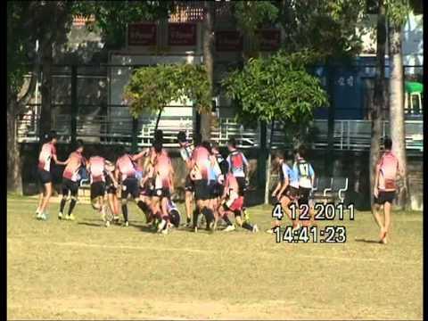 U16 FK vs TSW/Kowloon Lions  4 Dec 2011