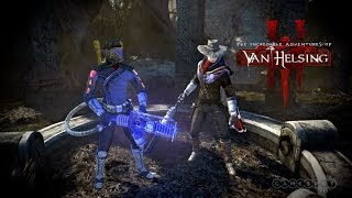 Exclusive Final Two Classes Gameplay Trailer - The Incredible Adventures of Van Helsing III