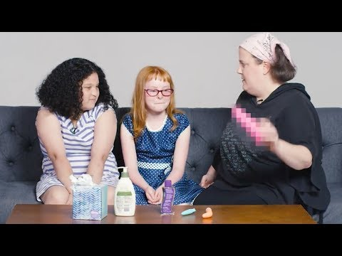 Parents Explain Masturbation to Young Kids (WHY??)