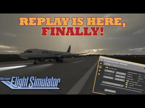 Video by AV8R Sim