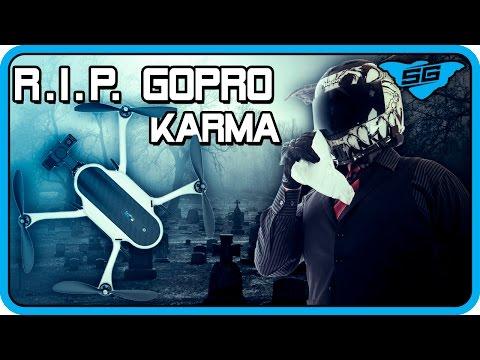 R.I.P. GoPro Karma (GoPro Karma recall thoughts)