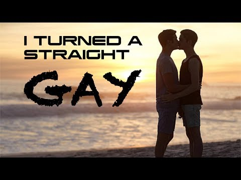 Can straight men turn gay
