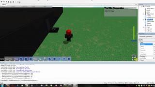 Roblox BASIC Lua Scripting Tutorial - Messing mit Humanoiden
