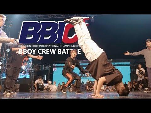 Gamblerz vs Red Bull BC One Allstars | BBIC 2017 Bboy Semi Final Crew Battle Bucheon South Korea | Y