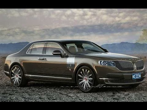 Lincoln Towncar 2017 >> 2017 Lincoln Town Car Youtube