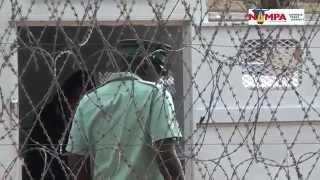 NAMPA: WHK Arrested American tries to escape from Whk Central Prison 03 Nov 2014
