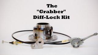"""""""Grabber"""" Diff Lock Kit Install for Yamaha Kodiak 700"""