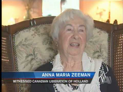 Sidney Woman Witnessed Liberation of Holland