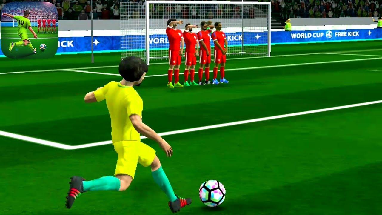 free kick football champions league 2018 apk