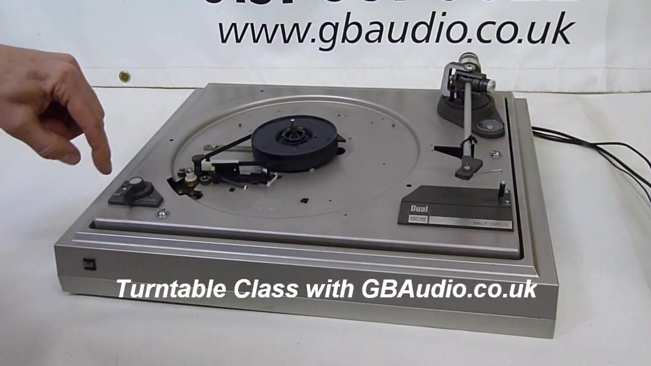 NEW Dual 506-1 CS-505-2  CS-505-4 TURNTABLE  BELT/<FAST SH/>D025