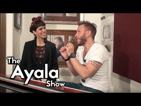 Ayala interviews legendary singer Noel Schajris on The Ayala Show