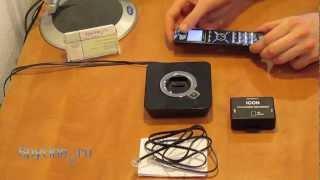 Система записи разговоров с телефонной линии(SpyLine.ru представляет уникальную систему записи разговоров со стационарного телефона. Этот небольшой прибор..., 2012-05-04T13:05:10.000Z)