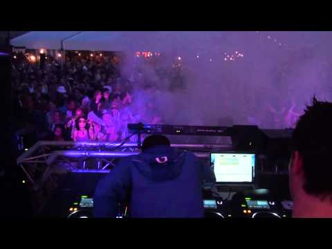 W&W Playing Mainstage Live @ Luminosity Beach Festival 2011 Day 1 Part 11