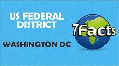 7 Facts about Washington DC