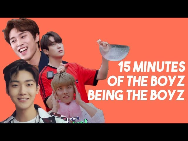 15 Minutes of The Boyz being... The Boyz