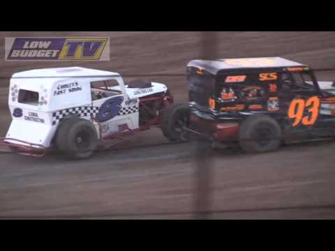 HIGHLIGHTS: Ventura County Fair Races 2016