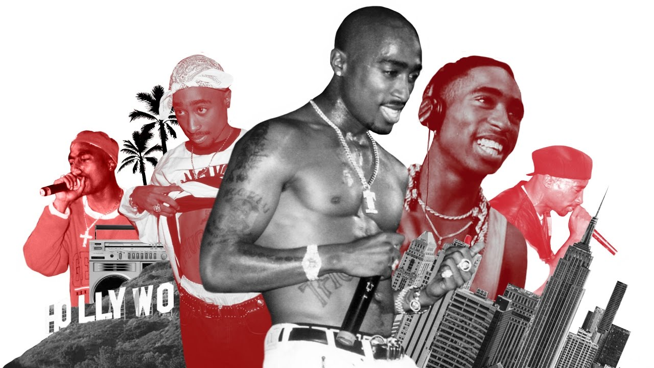 The Life of Tupac Shakur: An Animated Timeline