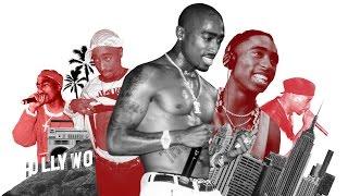 The Life of Tupac Shakur: An Animated Timeline