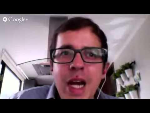 """Entrevista a Matthew Carpenter (Asuntos del Sur, proyecto """"Mucho con Poco"""")"""