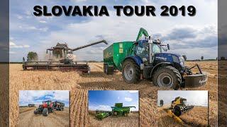 Slovakia Tour 2019   Spinar24HD & Ales750