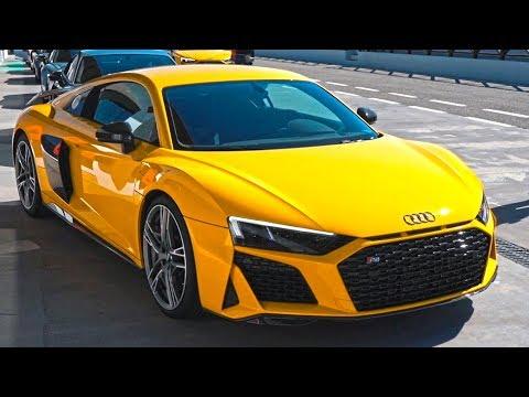 ШПАРЮ на Audi R8 как в NEED FOR SPEED!