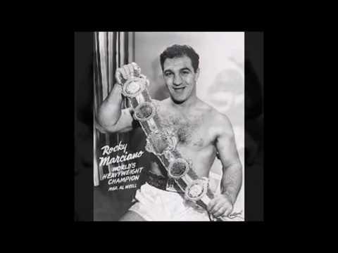 Рокки Марчиано непобежденный боксер ставший героем голливудских фильмов